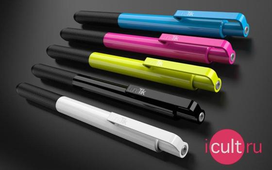 Lunatik Touch Pen Polymer Black