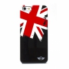 Чехол Mini Hard Case Design01 Black для iPhone 5/SE черный MNHCP501BL