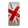 Чехол Mini Hard Case Design01 Grey для iPhone 5/SE серый MNHCP501GR