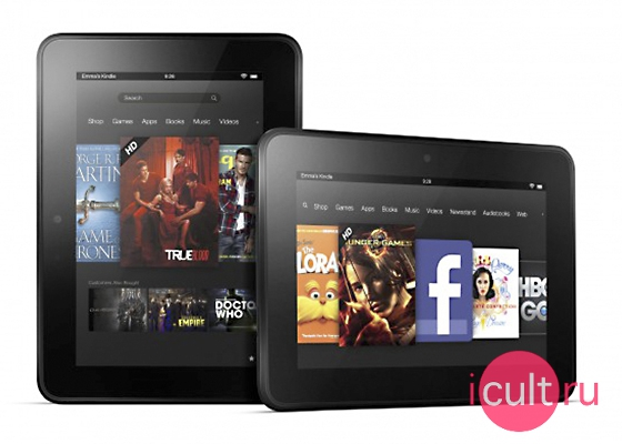 Amazon Kindle Fire HD купить