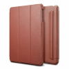 ������� ����� SGP Leather Case Leinwand Vegetable Brown ��� iPad mini ���������� SGP09652
