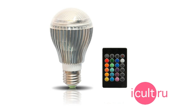 BrightChoice Kuler Bulb Color Changing 10W