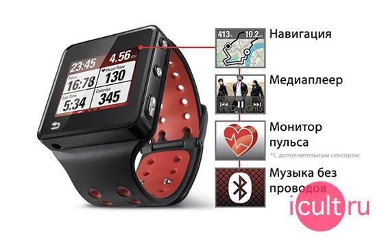 часы motorola MOTOACTV