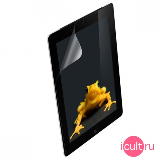 Защитная пленка Wrapsol Clean Screen Protective Film для iPad2/New iPad MPAP011SO
