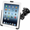 Автодержатель Ram Mount Twist Lock Suction Cup Mount для iPad RAM-B-166-AP8U