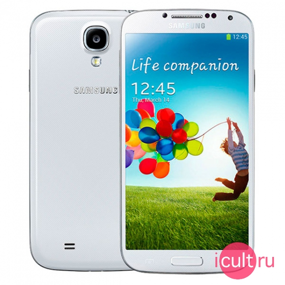 Смартфон Samsung Galaxy S4 64GB Marble White белый I9500