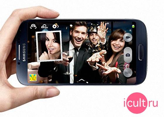 Samsung Galaxy S4 black mist 32gb