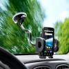 Автодержатель Bracketron Universal Grip-iT Windshield Mount Black для мобильных устройств черный PHW-203-BL