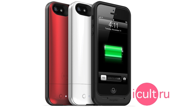 Mophie Juice Pack Air Black
