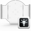Крепёж с подсветкой на стену H-Squared AirMount Backlight для AirPort Extreme HSQ-AIR MOUNT - BL