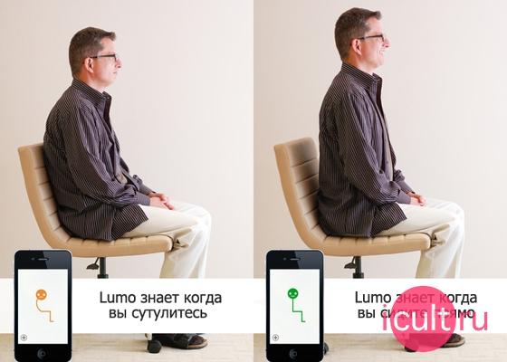 Цена LUMOback