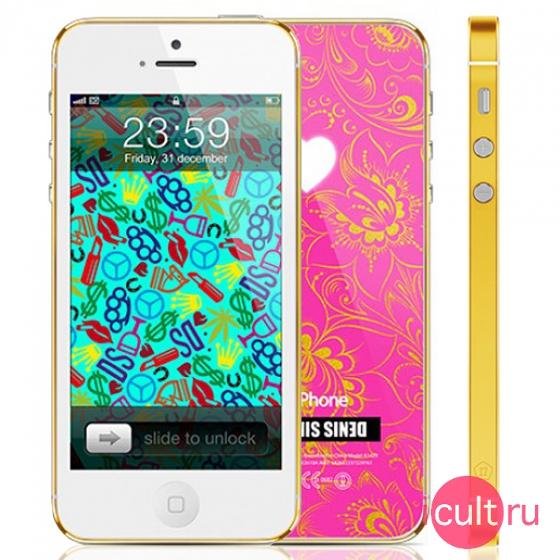 iPhone 5 Simachev Love