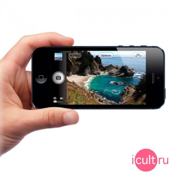 Retina iPhone 5