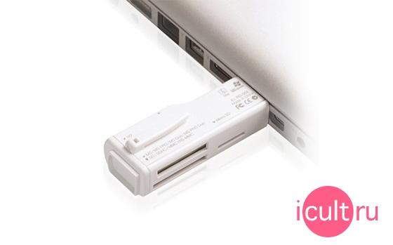 Elago Multi 12-in-1 USB Card Reader White