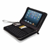 Чехол с Bluetooth клавиатурой Luxa2 Zip-Around Stand Case Black для iPad mini 1/2/3 черный BK-IM1-NLZABK-04