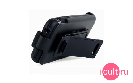 Speck SkinPro Rubberized Skin & Holster Clear